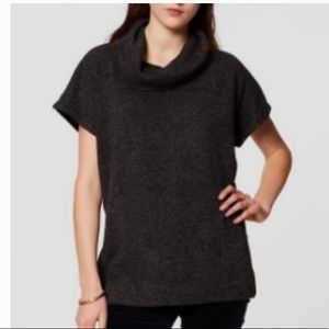 3/$20 LOFT Knit  Soft Cowl Neck Sweater top